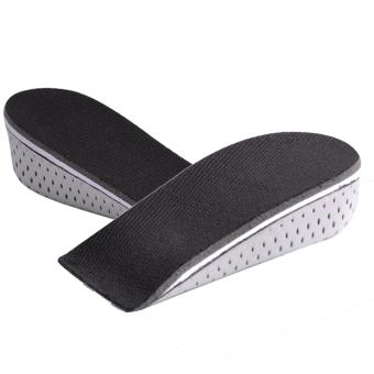 4pcs Foot Heel Cup Elastic Care Half Insole (2.3cm) - intl