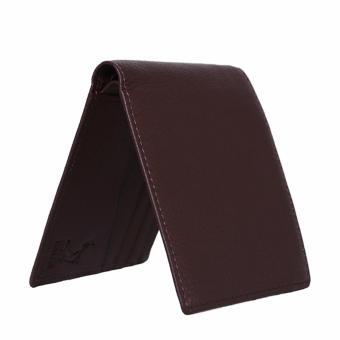 Bóp Ví Da Bò Nhập Đẹp Kiểu Ngang DBN 01 - RAICA (Nâu)