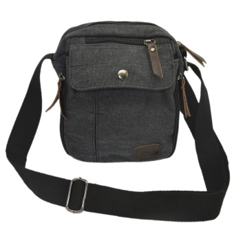 Vococal Practical Multiple Pockets Bag (Black)