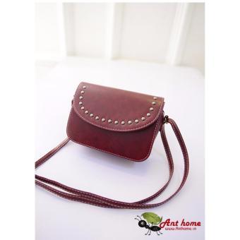 Túi đeo vai thời trang Anthome T22 (Đỏ)