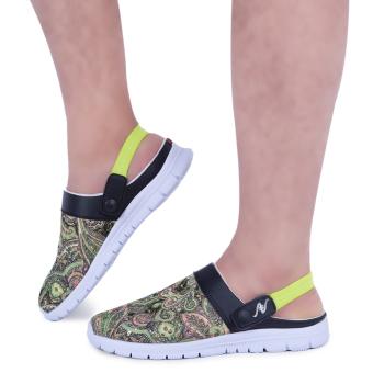 Mua Male Elastic Band Design Slip On Slippers(Green) - intl giá tốt nhất