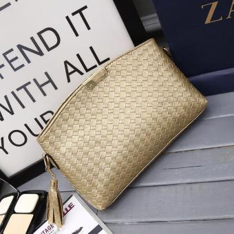 Túi đeo nữ thời trang SKY SSA002aa (Vàng đồng)