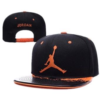 Men Women Cotton Racing Adjustable Sneakers Sport Hat Baseball Caps - intl