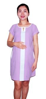Váy bầu VL706 (Tím)