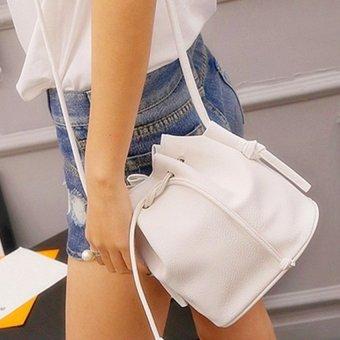 Túi nữ thời trang phong cách Hàn quốc HQ205954 -6 (Trắng)