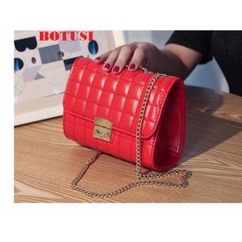 Túi xách đeo chéo thời trang BOTUSI-MINICH0(ĐỎ)