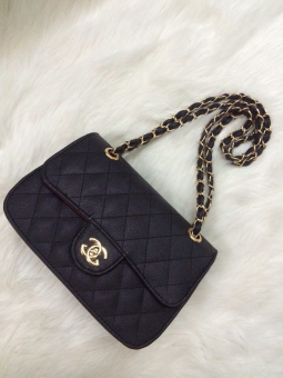 Túi đeo chéo thời trang CG (Đen)