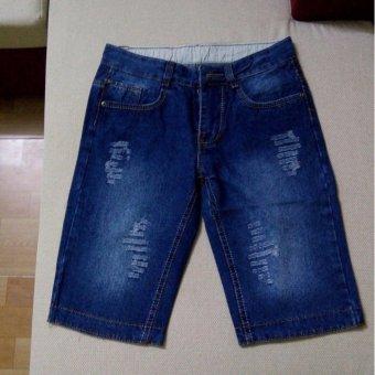 Quần Shorts xước Nam Hàn Quốc