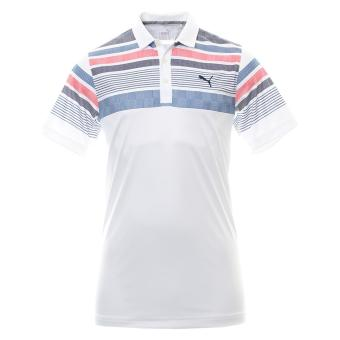 Áo golf nam ngắn tay PUMA Jersey Stripe Polo