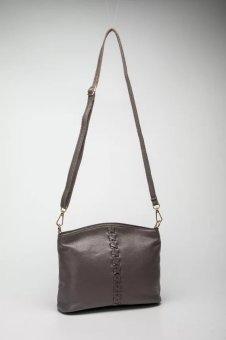 Túi xách nữ da thật - NL002 (Nâu cà phê)
