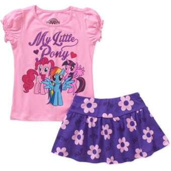Bộ váy áo bé gái-Hasbro My Little