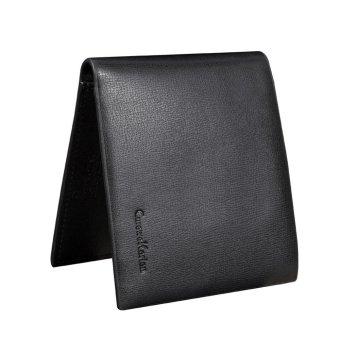 Men Wallet Leather Credit Card Photo Holder Billfold Purse Business Clutch - intl