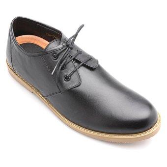 Giày tăng chiều cao nam LADA TN4-17 (Đen)