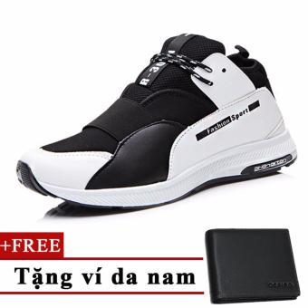 Giày sneaker nam SIÊU ĐẲNG CẤP +1 VÍ DA