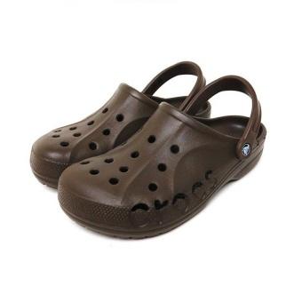 Giày lười nam Crocs Baya Cho 10126-200 (Nâu)