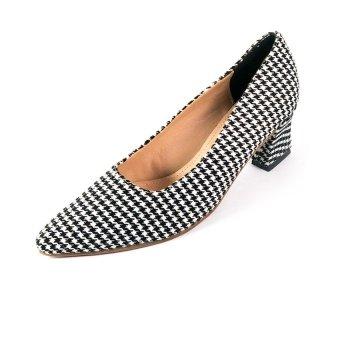 Giày cao gót caro Dolly & Polly