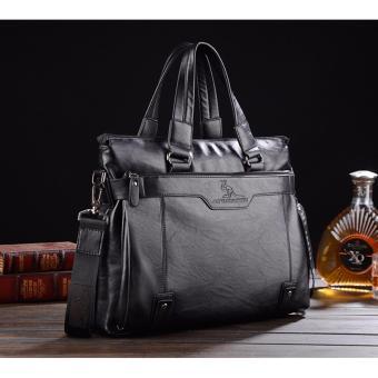Túi xách Kangaroo cao cấp dành cho doanh nhân (Màu đen)