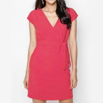 Đầm kiểu nữ MINT Basic (Đỏ)