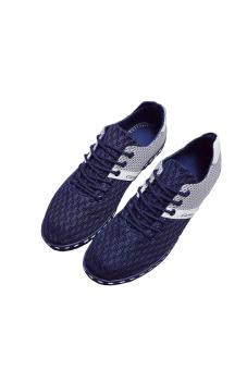 Giày Lưới Nam 2016 (Xanh Xám)