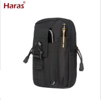 Túi Đeo Hông Thời Trang HARAS HR079(ĐEN)