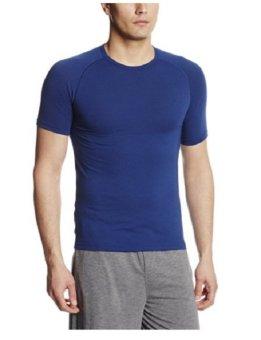 Áo thun ôm nam màu Xanh Dockers Men's Thermo Cool Raglan T-Shirt (Mỹ)