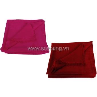 Bộ 2 Khăn Len Choàng Cổ Nữ Soyoung 2SCARF 001 DR HP