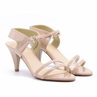 Sandal cao gót Evashoes Eva68596 Vàng nhũ