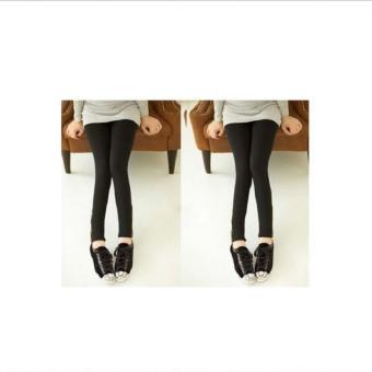 Quần Dài Skinny Legging Ống Khóa Zip Nữ SoYoung SY 2WM PANTS 003 ZIP 2B
