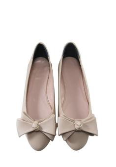 Giày bệt nơ 3 tầng Dolly & Polly