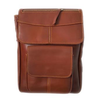 Túi xách da nữ Vkevin CS2-N (Nâu)