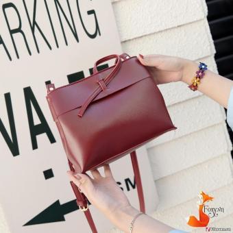 Túi xách nữ thời trang Foxy TX-1250-Đỏ