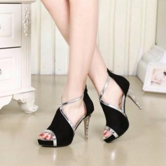 giày cao gót nhập cực sang