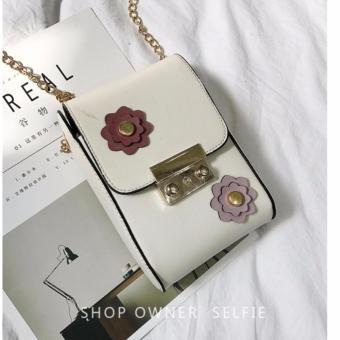Túi xách đeo chéo thời trang FLOW 2(TRẮNG)