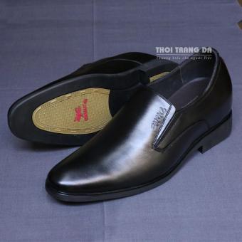 Giày lười da thật GL70 tăng chiều cao 6.5cm cung cấp bởi THỜI TRANG DA