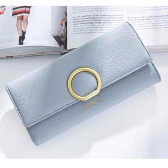 Bóp ví nữ thời trang Weichan A511-40 - Xám