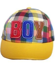 Nón nón lưỡi trai cho bé SoYoung KID HAT 002 Y (Vàng)
