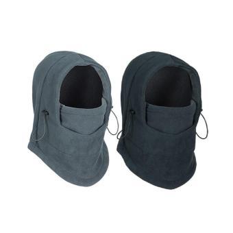 Mũ Đội Đầu Đa Năng Cho Nam (Màu Đen)