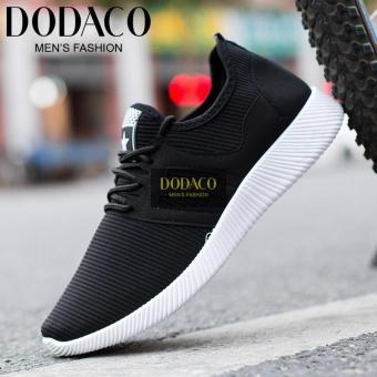 Giày Sneaker Nam DODACO DDC1848 (Đen)