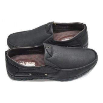 Giày mọi da bò Hải Nancy N85D