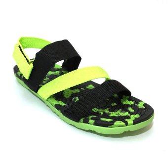 Giày Sandal màu 3 quai thời trang Everest 05 D219