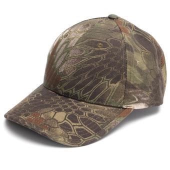 Teamwin Tactical Chief Adjustable Baseball Cap Shooting Cap Hat - Intl