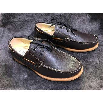 Giày da bò 100% cao cấp Vidra 1420BRO