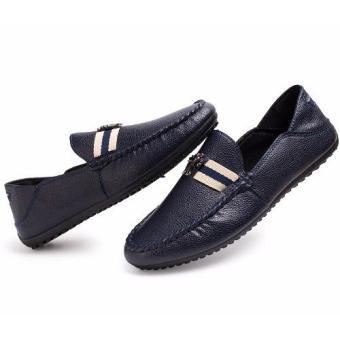 Giày lười nam thời trang trẻ