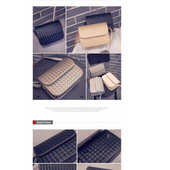 Túi thời trang Hàn Quốc (Xám)