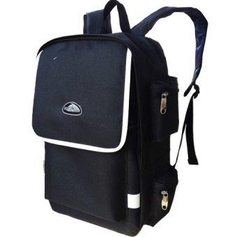 Ba lô KiTy Bags HQ008 (Đen)