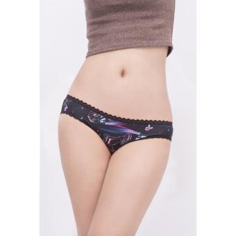 Quần lót nữ thun lạnh Bikini MILEY LINGERIE BMP0113