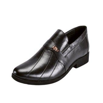Giày tây nam David NFDAVIDDEN-44 (Đen)
