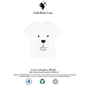 Baby Giraffe T-Shirt 0-3 months
