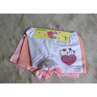 Bộ 3 quần đùi bé gái TE-0007-1