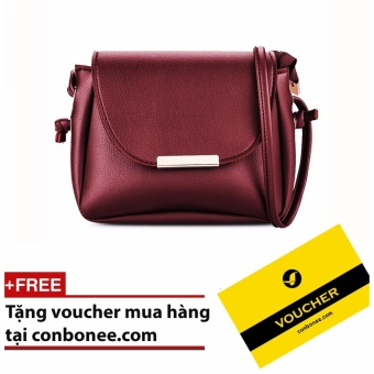 Túi xách đeo chéo thời trang ( Đỏ)